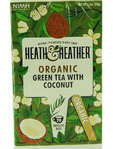 H&h Green Tea With Coconut X20