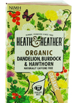 Heath & Heather Dandelion Burdock & Hawthorn