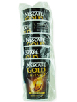 Nescafe Cup Gold Blend Coffee Black X5