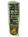 Nescafe Gold Blend Coffee White Cup X5