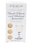 The Fine Cheese Goats Cheese & Walnut Savouries 100g