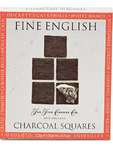 The Fine Cheese Co Charcoal Squares 125g