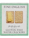The Fine Cheese Water Crackers (gf) 170g