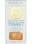The Fine Cheese New Stichelton Toast