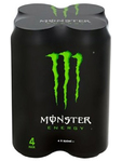 Monster Enery Drink 50cl X4