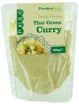 Freedom Fresh Thia Green Curry Sauce 330ml