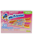 Mr.freeze Assorted Ice Lollies X30