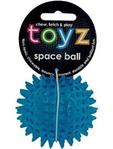 Petface Toyz Space Ball Medium Blue