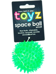 Petface Toyz Space Ball Small Green