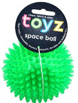 Petface Toyz Space Ball Medium Green