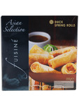 Asian Selection Duck Spring Rolls 204g