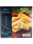 Asian Selection Oriental Veg Spring Rolls 306g