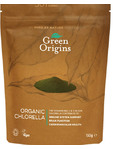 Green Origins Organic Chlorella 150g