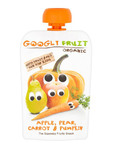 Googly Fruit Pouch Apple Pear Carrot & Pumpkin 100g