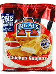 Big Al's Chicken Goujons 400g