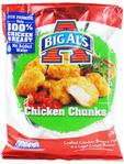 Big Al's Chicken Chunks 377gr