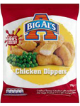 Big Al's Chicken Dippers 378g