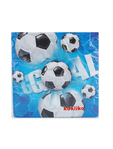 Kokliko Football Napkins 2 Ply 33x33cm