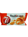 7 Days Double Max Croissant Vanilla Orange 80g