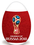 Fifa Russia Wc 2018 Chocolate Egg 20g