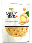 Serano Snackin' Good Crystallised Ginger 150g
