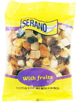 Serano Tropical Fruit With Almonds 100gr