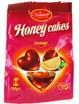 Vincinni Honey Cakes Orange 150g