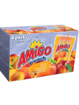 Amigo Peach Multipack X8 200ml
