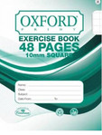 Oxford Exercise Book X48 Pgs