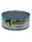 Catty Pet Food Sardines In Jelly 170g