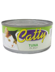 Catty Pet Food Tuna In Jelly 170gr