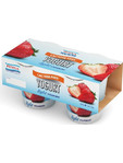Benna Lactose Free Strawberry Yogurt X2 125gr