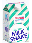 Benna Fresh Coconut Milkshake 500ml