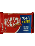 Nestle Kit Kat 4 Fingers 41.5g 3+1 Free