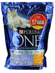Purina One Coat & Hairball Dry Food Chicken 800g Offer €1 Off