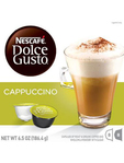 Nescafe Dolce Gusto Cappuccino 3x8 4 Cups Free