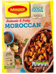 Maggi So Juicy Moroccan Chicken 38g Only 99c