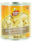 Happy Chef Sliced Mushrooms 212ml