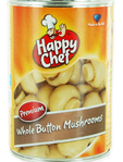 Happy Chef Whole Button Mushrooms 425ml
