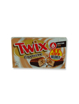 Twix Cappuccino Ice Cream Bar X6 (eur1.00 Off)