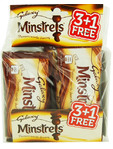 Galaxy Minstrels 4x42g Offer 3+1 Free