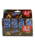 Snickers 4x50g Offer 3+1 Free