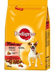 Pedigree Adult Beef 2kg (free Pouch)