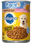 Pedigree Tin Beef 5+1 Value Pack
