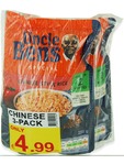 Uncle Ben's Chinese Rice 3 Pack (euro 4.99)