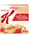 Kellogg's Biscuit Moments Strawberry 4+1 Free