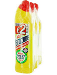 Parozone Citrus Bleach 3x750ml Offer 2+1 Free