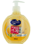 Relax Hand Wash Orange Blossom 500ml Special Price