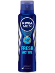 Nivea Men Deo Spray Fresh Active 150ml Offer €1.99