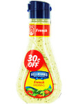 Hellmann's French Dressing 235ml 30c Off